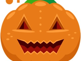 Halloween Stickers to Scare