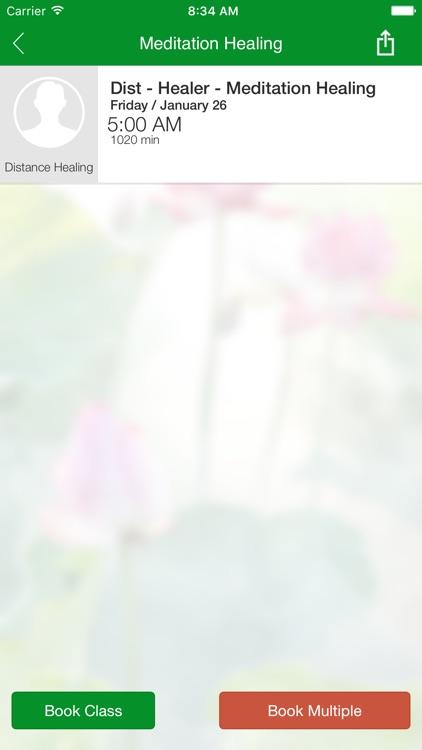 Spring Forest Qigong screenshot-3
