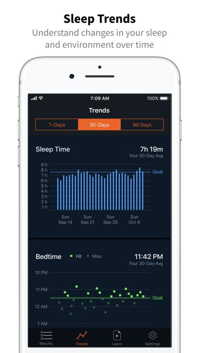Beddit (for Model 3.5) screenshot 3