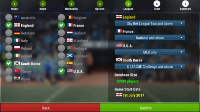 Football Manager Mobi... screenshot1