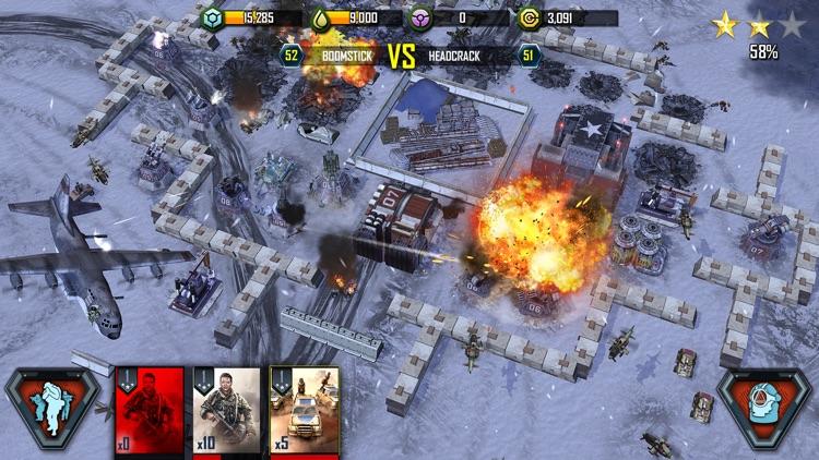War Commander: Rogue Assault screenshot-0