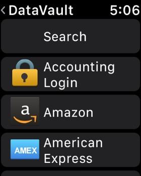 Password Manager Data Vault screenshot 12
