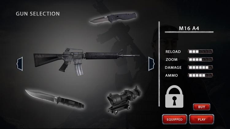 War of Army Shooter Commando screenshot-4
