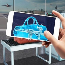 Airport X-Ray Scanner Weapon
