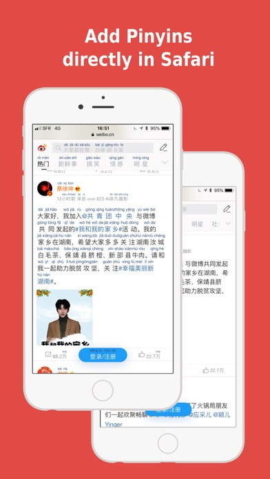 HanYou Offline OCR Chinese Dictionary / Translator - Translate Chinese Language into English by Camera, Photo or Drawing Screenshot 8