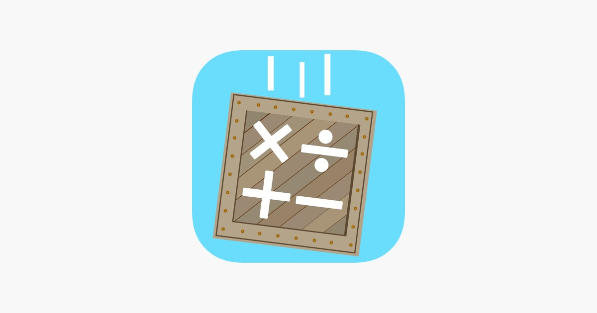 Box Drop Math Addition Game on the App Store