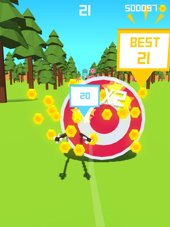 Flying Arrow! screenshot 7