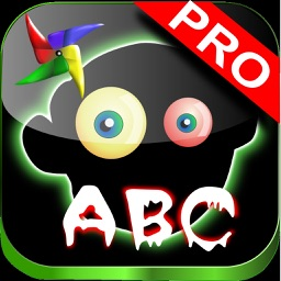 Halloween Zombie ABC Game Kids