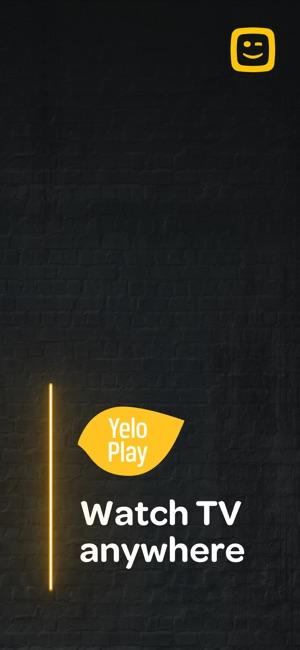 yelo tv update