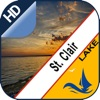 Lake St. Clair offline nautical chart for boaters - iPhoneアプリ