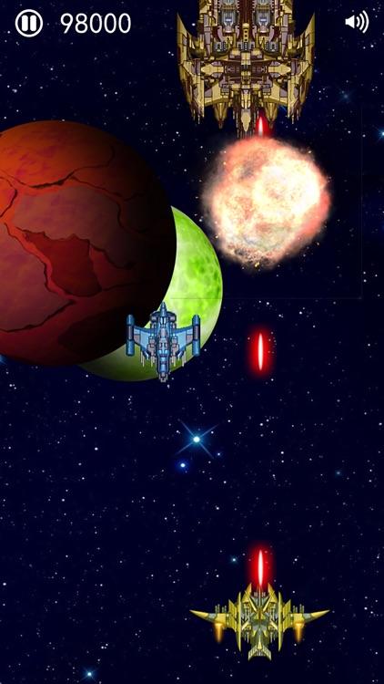 War of Galaxy screenshot-3