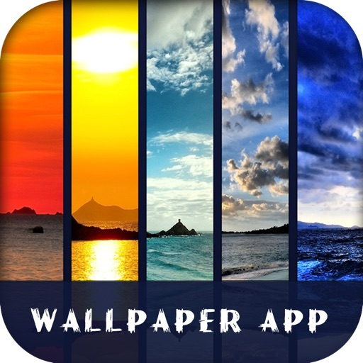 Wallpapers HD  for IOS 7 and 6- Unique and Stylish iOS App
