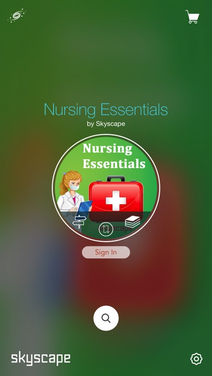 Nursing Essentials - Pkt Guide screenshot-0