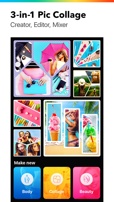 Download Photo Collage - Collageable for Pc