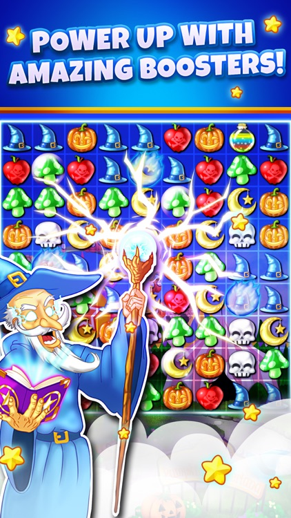 Witch Puzzle - Match 3 Game screenshot-1