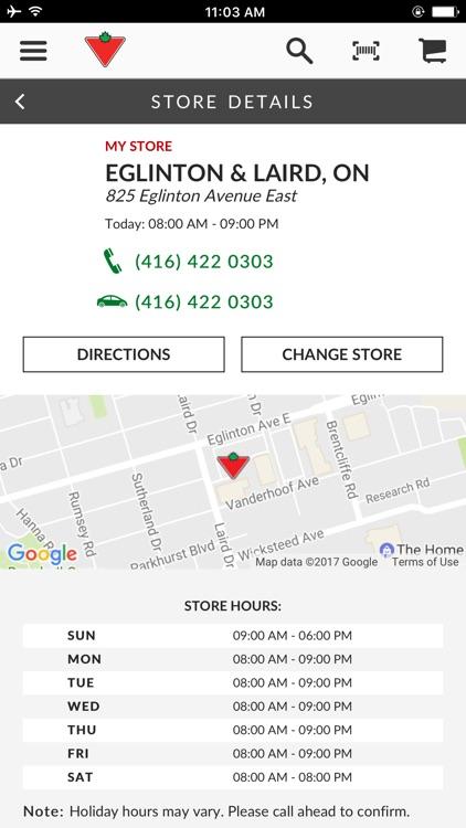Canadian Tire Retail screenshot-4