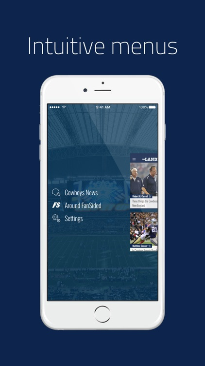 Dallas Football: News for Dallas Cowboys Fans screenshot-3