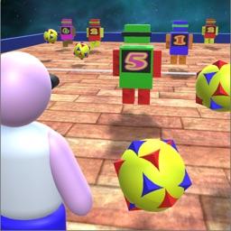 Robotic Dodgeball