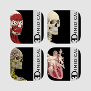 3D4Medical's Body Systems for iPad