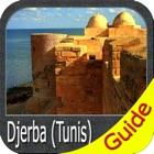 Djerba (Tunis) offline charts GPS map Navigator icon