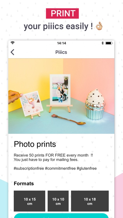 Piiics photo & books printing screenshot-1