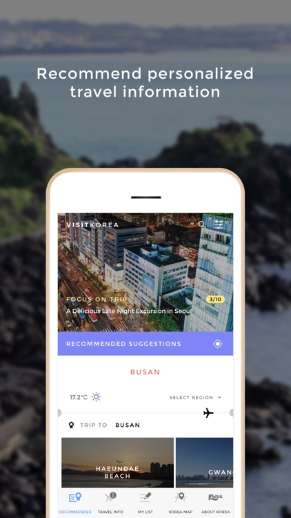 Visit Korea : Official Guide