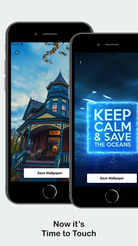 Create stunning live wallpapers from videos or gifs. Share them with friends or set on iPhone 6s, 7, 7 Plus, 8, 8 Plus and X! You can also simply capture ...