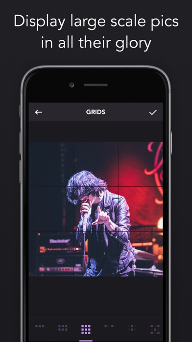 Grids - Feed Banner Pics Screenshot