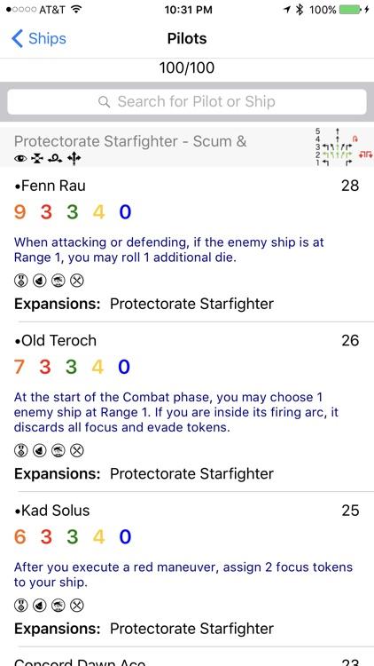 Aurora Squad Builder screenshot-3