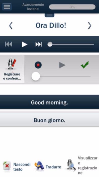 Screenshot of Corso di Inglese (Hello-Hello)2