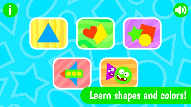 Learn Shapes with Dave and Ava screenshot-0