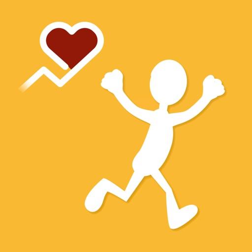 iRunner Run Tracker & Heart Rate Trainer