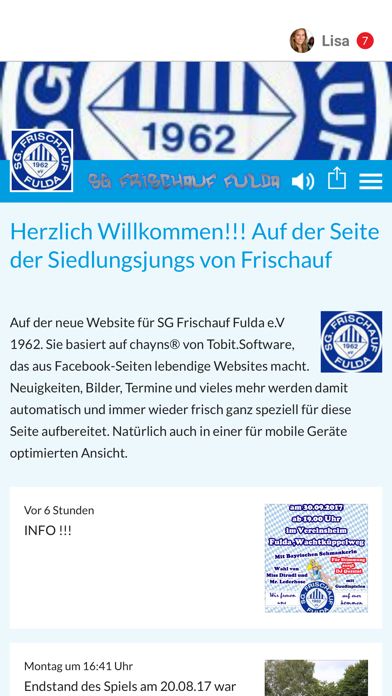 SGFrischauf1962 screenshot 1