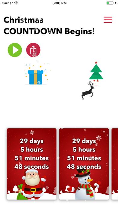 Christmas Countdown 2020 By Yuvrajsinh Jadeja Ios United States Searchman App Data Information