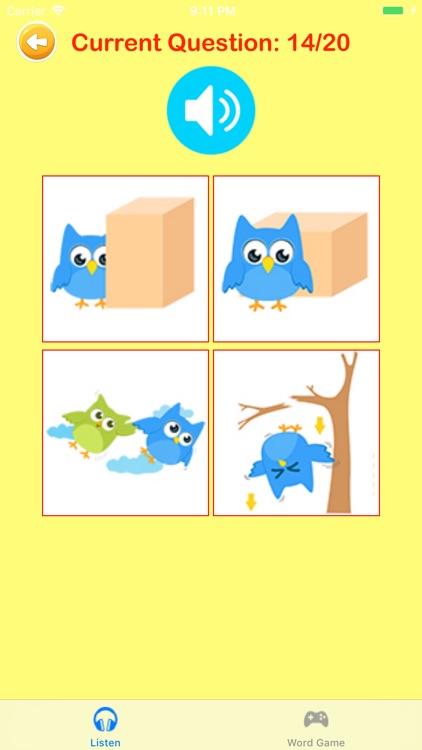 Learn Korean Vocabulary Lite screenshot-3