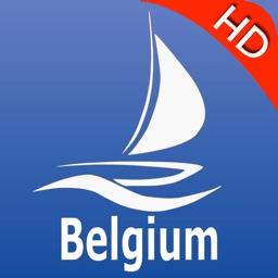 Belgium Nautical Charts Pro