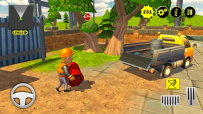 Heavy Construction Machines 3D screenshot 3