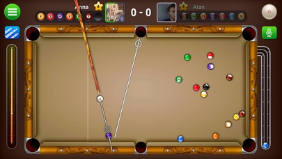 8 Ball Live Screenshot on iOS