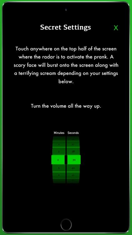 Ghost Detector Scare Prank screenshot-4