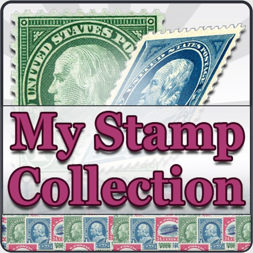 My Stamp Collection HD iOS App