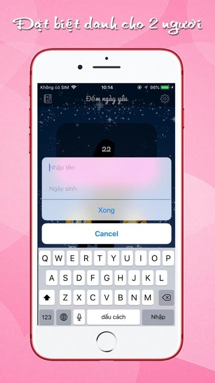 Đếm ngày yêu nhau screenshot-3