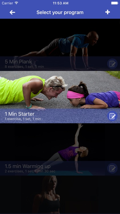 5 Minute Plank Challenge PRO