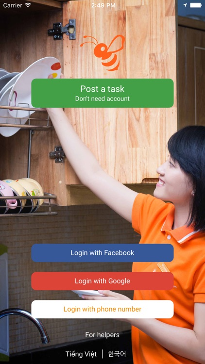bTaskee - On-Demand Maid Cleaning Service Vietnam