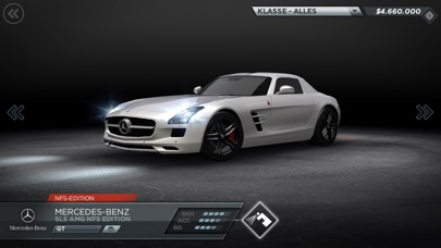 Screenshot for Need for Speed™ Most Wanted in Netherlands App Store