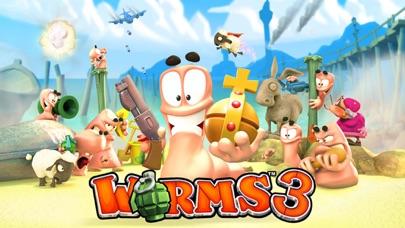 Screenshot #1 pour Worms3