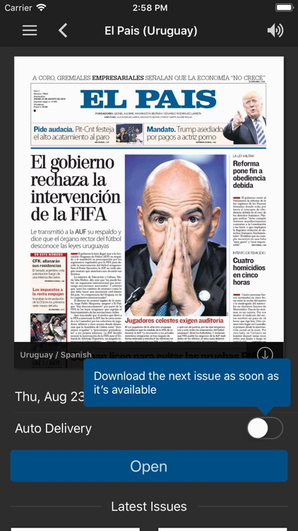 El País Epaper screenshot-1