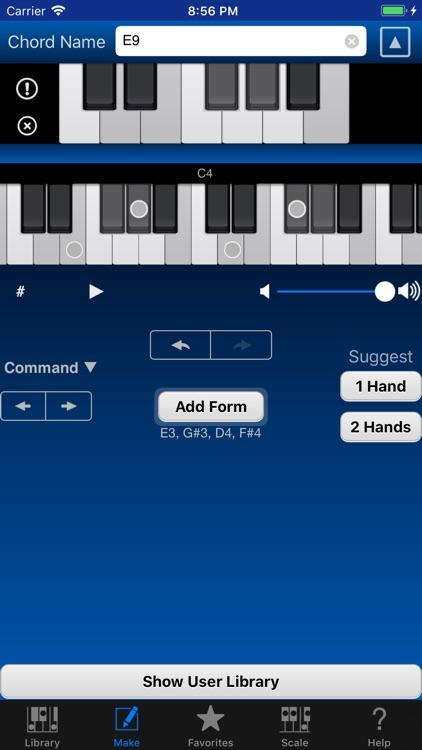 Piano Kit - Piano Chords screenshot-4