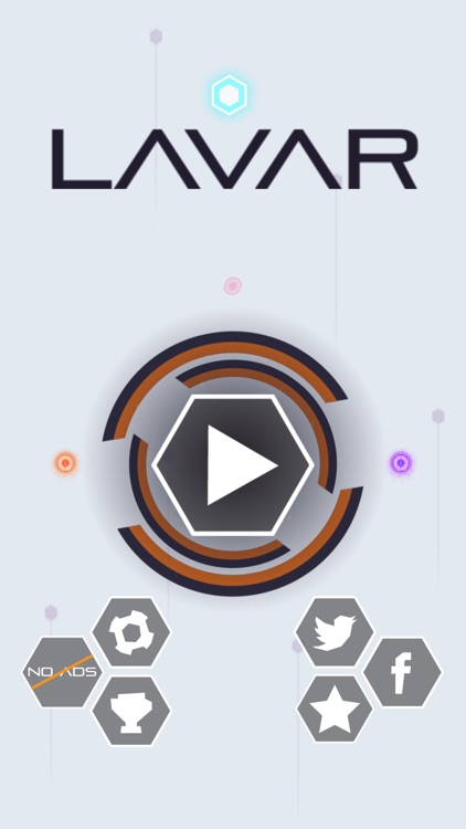 Lavar - Simple One Tap Game Addictive Challenge screenshot-0