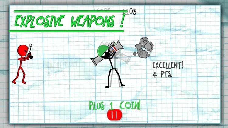 Gun Fu: Stickman Edition screenshot-3
