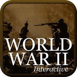 Ícone do app World War 2 History: WW2